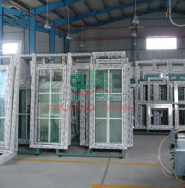 Xưởng sản xuất cửa nhựa lõi thép Upvc đẹp giá rẻ 2020